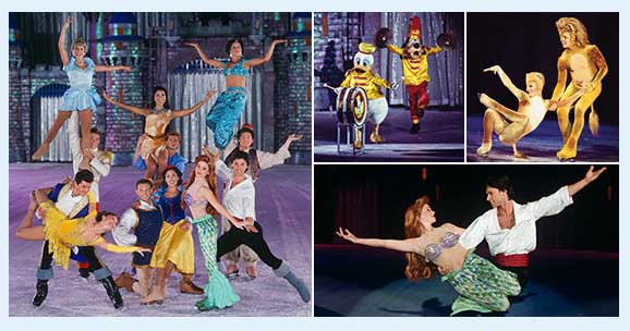 Disney on Ice in Salt Lake City on November 14-18, 2012