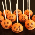 Halloween Pumpkin Cake Pops Recipe