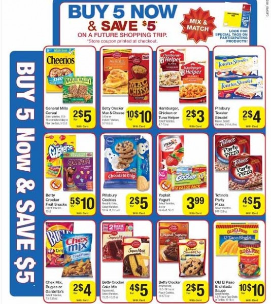 Through the Smiths weekly ads customers be on track of the week-by-week move of your favourite store and you will be updated with the weekly status of different products such as general grocery, frozen foods, meat, bread, snacks, liquors, and a whole lot more.