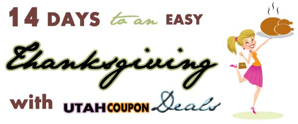 14 Days to an Easy Thanksgiving – Day 6: Tablecloths and Serving Dishes