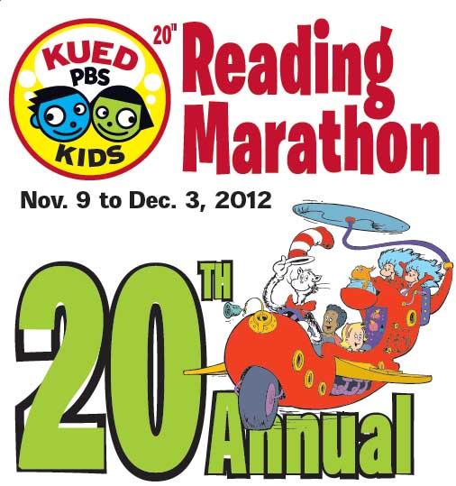 kued reading marathon