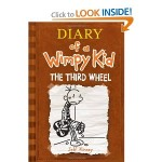 Amazon.com: The Third Wheel (Diary of a Wimpy Kid Book 7) Hardcover only $7.24 shipped!