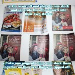 How to start couponing – Gathering and Organizing Coupons (Week 1)