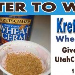Kretschmer Wheat Germ FREE Product Coupon Giveaway (through 1/11/13)