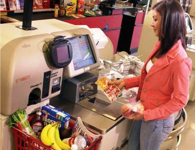 Using Self Checkout when using coupons