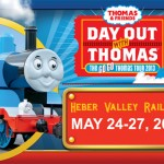 Heber Valley Railroad Day Out With Thomas – Join The Go Go Thomas Tour 2013