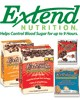 $1.00 off Extend Nutrition 1 box or 4 single bars
