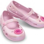 Crocs.com Promo Code – Girls' Keeley Iridescent Flat Shoes only $14.99 shipped (reg $29.99)