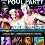 Classic Fun Center POOL PARTY! (get your flyer now and RSVP)