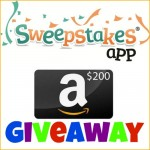 GIVEAWAY: Win a $200 Amazon Gift card