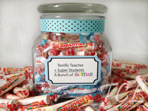 Creative Teacher Appreciation Gifts (great for back to ...