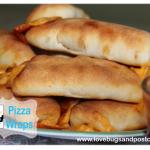 Pizza Wraps Recipe