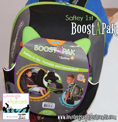 Safety 1st BoostApak
