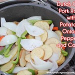 Dutch Oven Pork Roast Recipe