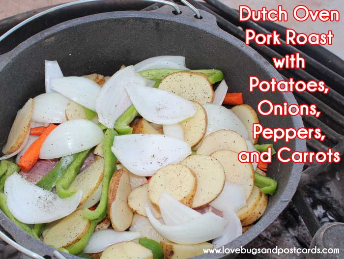 Dutch Oven Pork Roast Recipe