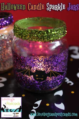 Halloween Crafts for Kids - Monster, Ghost, and Pumpkin Jars