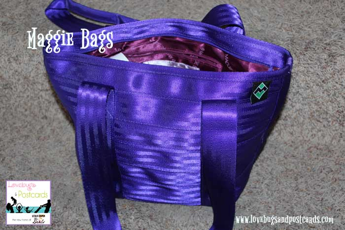Maggie Bags Review - Campus Tote