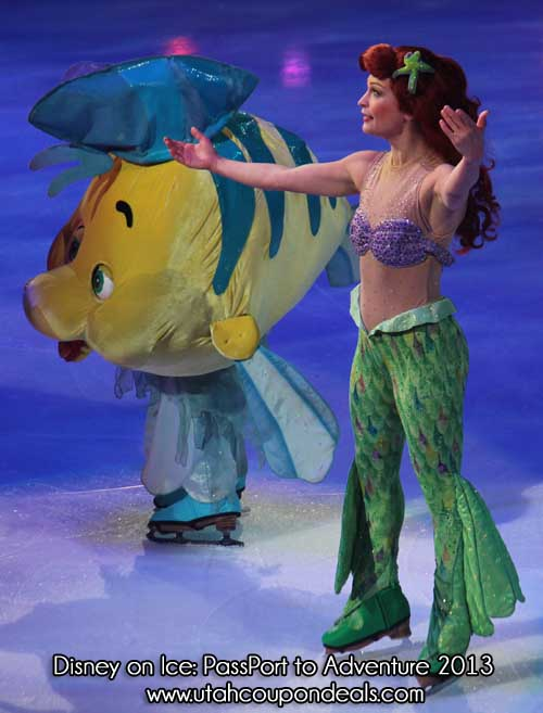Disney on Ice presents Passport to Adventure Review