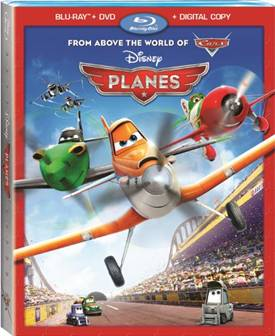 Disney's PLANES Movie Review