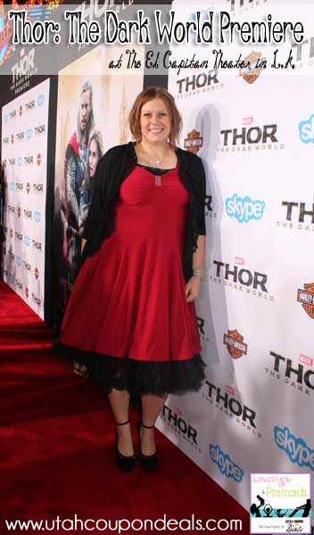 FunFash.com Review #thordarkworldevent #deliverymanevent