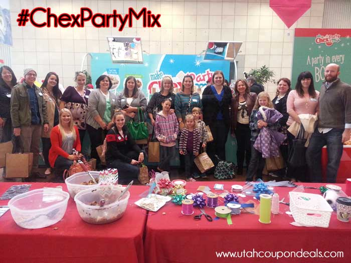 #ChexPartyMix Mexican Hot Chocolate and other great recipes for your Holiday Parties