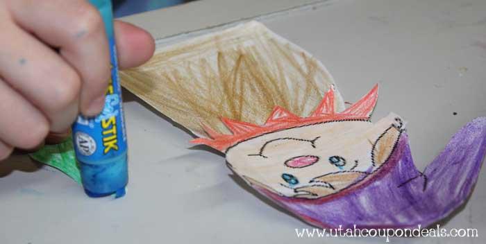 Printable Elf Craft