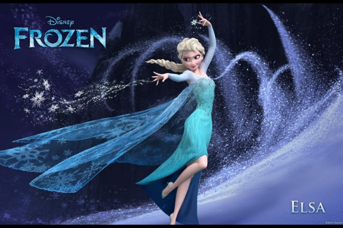 Disney's FROZEN Sing-Along Movie