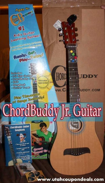 ChordBuddy Jr. Kids Guitar Review