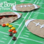 DIY Super Bowl Party Favors