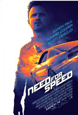 "DreamWorks Pictures' ""Need for Speed"""