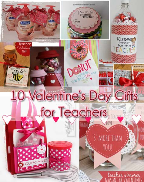 10 Valentine's Day Gifts for Teachers