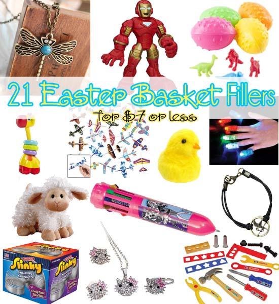 Easter Basket Fillers 21 Perfect Easter Basket