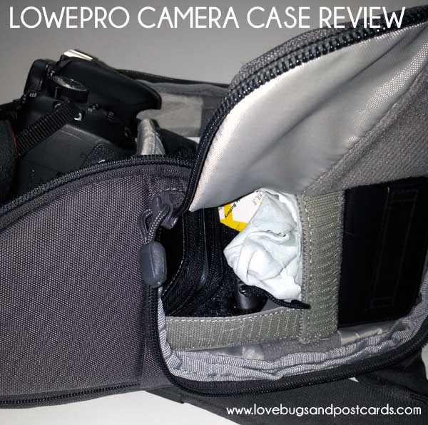 LowePro Camera Bag Review