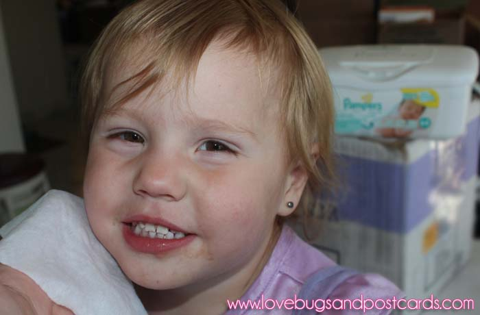 Pampers Wipes Gentle Clean and Spring Cleaning Tips #PampersWipes