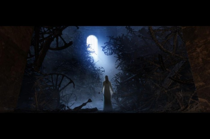 Elle Fanning Interview about Maleficent #MaleficentEvent