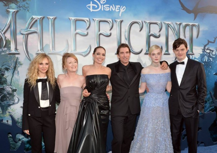 Cast of Maleficent