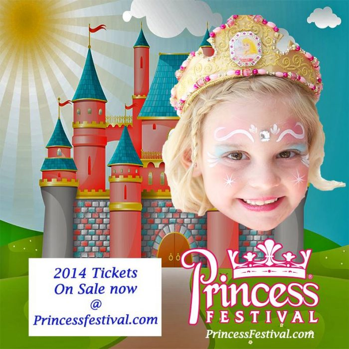 Princess Festival Tickets and Event Information