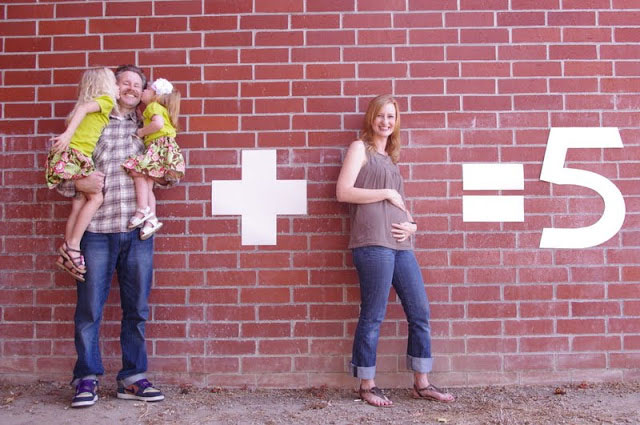 Creative Ways To Announce Pregnancy - Addition