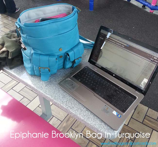 Epiphanie Brooklyn Bag Review + Ten must have items for your bag!