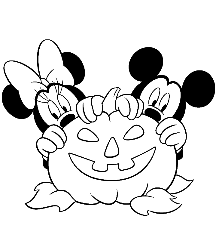 Free Disney Halloween Coloring Pages Lovebugs And Postcardsrhlovebugsandpostcards: Disney Halloween Coloring Pages Printable At Baymontmadison.com