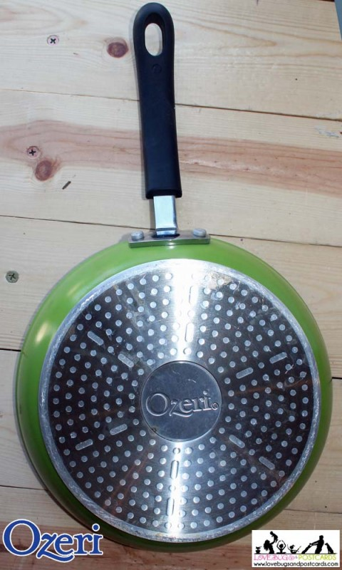 "Ozeri Green Earth Frying Pan - Textured Ceramic 8"" Review"