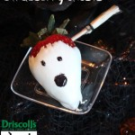 Chocolate Covered Strawberry Ghosts Recipe