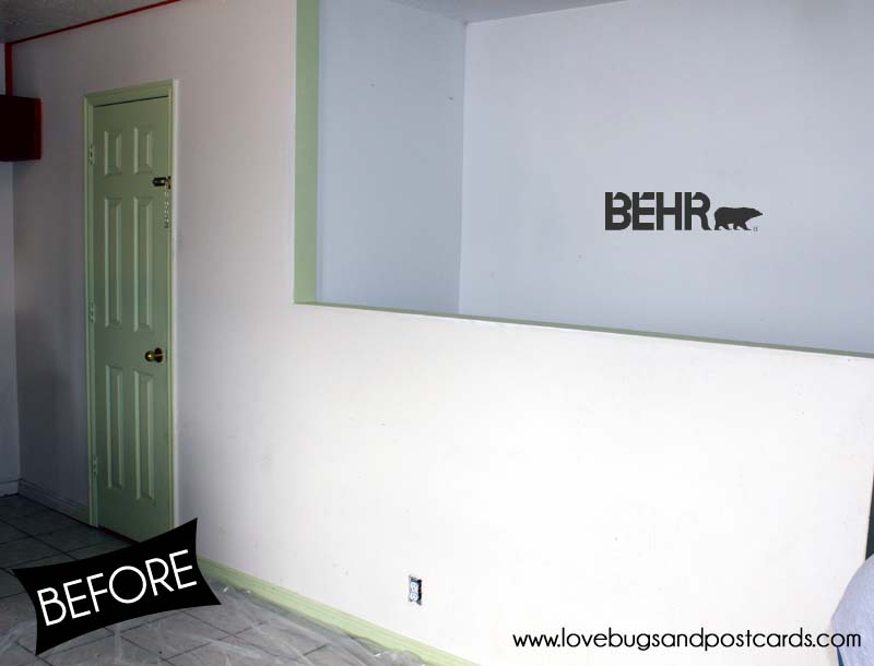 BEHR Marquee Paint Review and our Kitchen Makeover - Lovebugs and ...