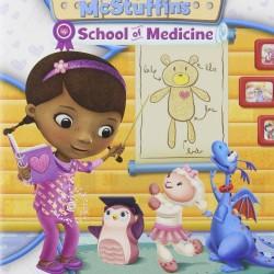 Doc McStuffins: School of Medicine DVD