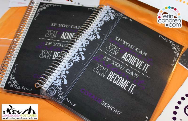 Erin Condren Life Planner and Note Book1