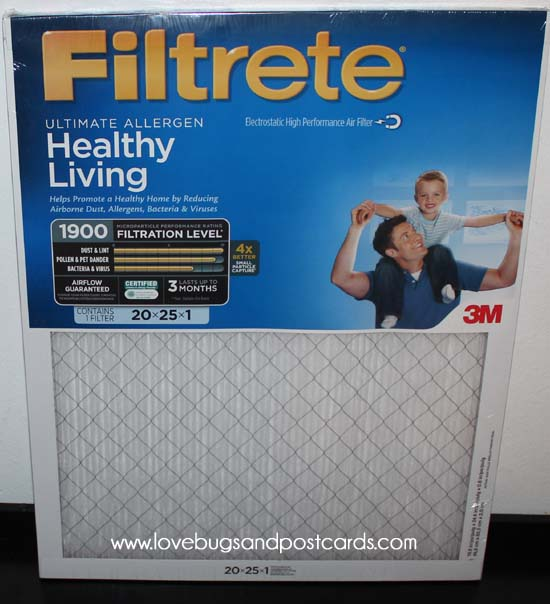 Filtrete Select Healthy Living Filter