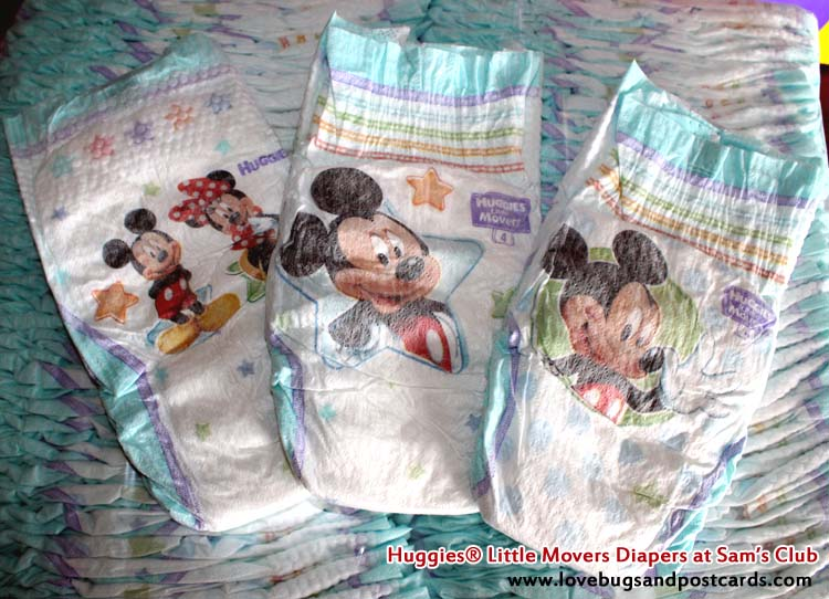 Huggies® Little Movers Diapers are the perfect fit for my toddler