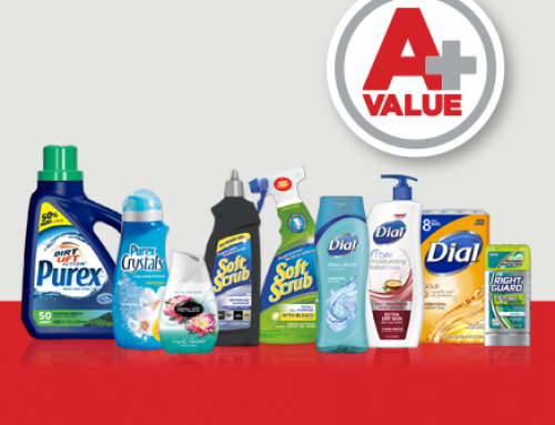 Get a $10 coupon booklet from Henkel #APlusValues