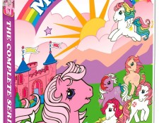 My Little Pony The Complete Series now available on DVD