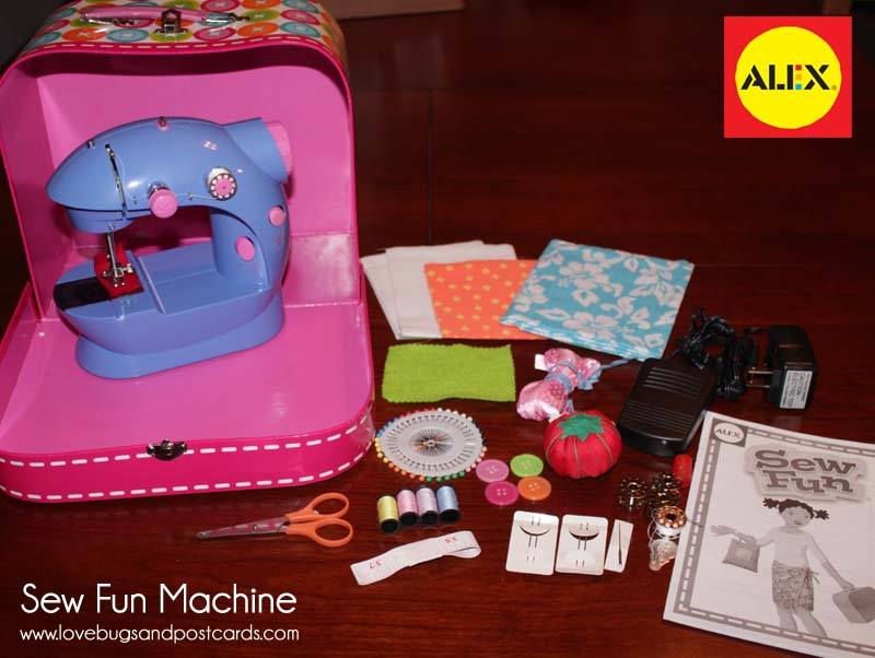 ALEX BRANDS Sew Fun Machine Review